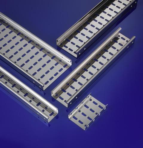 Trunking Cable Tray Khay cáp Máng cáp đột lỗ Cable tray